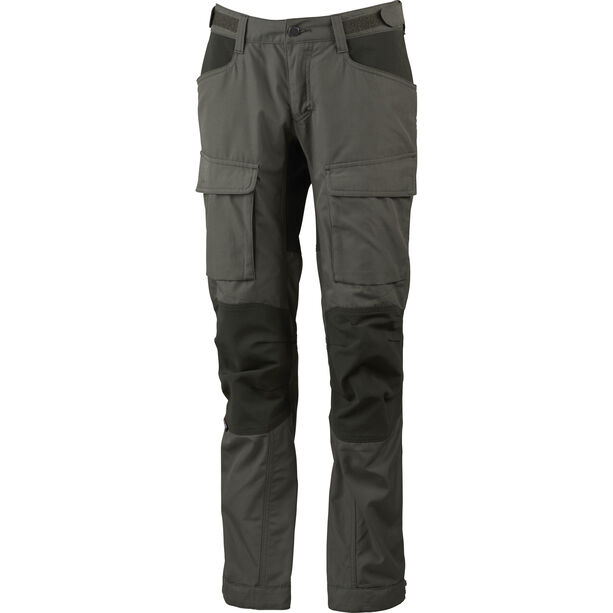 Lundhags Authentic II Pants Damen forest green/dark forest