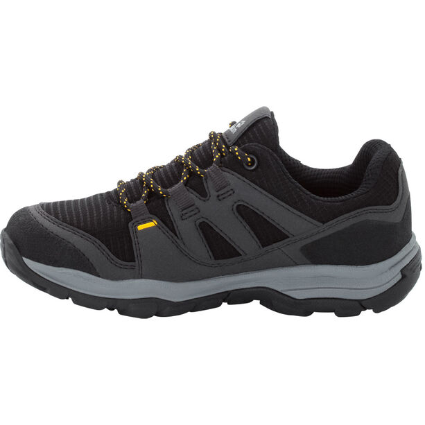 Jack Wolfskin MTN Attack 3 Texapore Low Shoes Kinder burly yellow xt