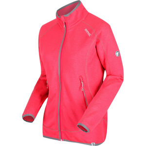 Regatta Harva Jacket Damen neon pink/rock grey neon pink/rock grey