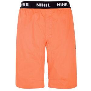 Nihil Wave Shorts Herren orange flamingo orange flamingo