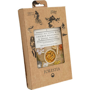 Forestia Heater Outdoor Meal Meat 350g Fusili all