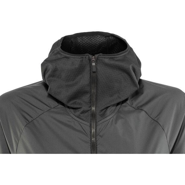 adidas TERREX Skyclimb Fleece Jacket Damen carbon