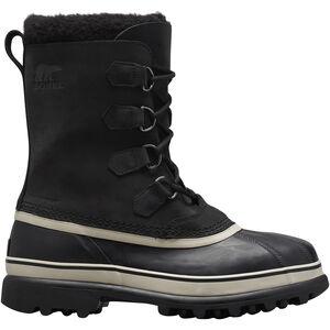 Sorel Caribou Boots Herren black/dark stone black/dark stone