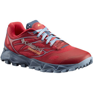 Columbia Trans ALPS F.K.T. II Shoes Damen red camellia/jupiter
