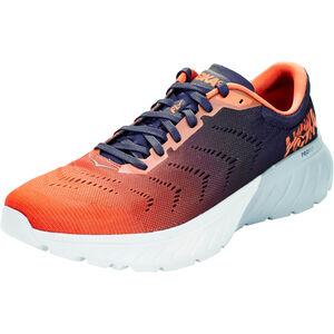 Hoka One One Mach 2 Running Shoes Herren patriot blue/nasturtium patriot blue/nasturtium