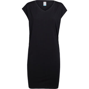 Icebreaker Yanni Tee Dress Damen black black