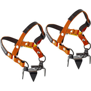 Climbing Technology Mini Crampons 4P black/orange black/orange