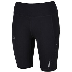 Zone3 Compression Shorts Damen black/gun metal black/gun metal