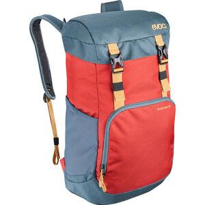 EVOC Mission Backpack 22l chili red-slate chili red-slate