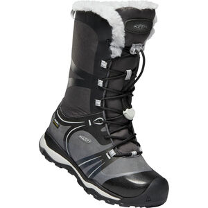 Keen Terradora Winter WP Shoes Jugend raven/vapor raven/vapor