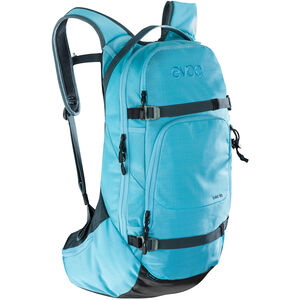 EVOC Line Backpack 18l heather-neon blue heather-neon blue