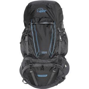 Lowe Alpine Diran ND60:70 Backpack Damen anthracite anthracite