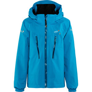 Isbjörn Storm Hard Shell Jacket Kinder ice ice
