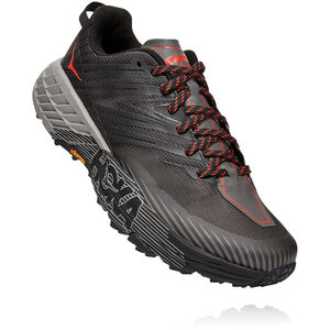Hoka One One Speedgoat 4 Schuhe Herren dark gull grey/anthracite dark gull grey/anthracite