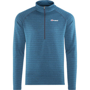Berghaus Thermal Tech LS Zip Tee Herren dusk/deep water dusk/deep water