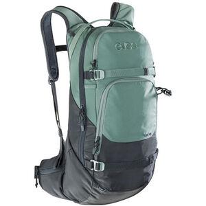 EVOC Line Backpack 18l black-olive black-olive