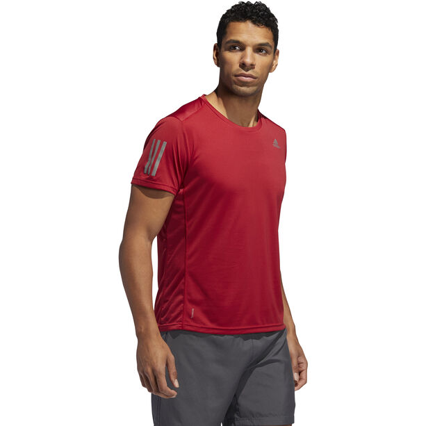 adidas Own The Run Kurzarm T-Shirt Herren active marine