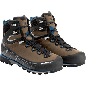 Mammut Kento High GTX Shoes Herren bark-black bark-black