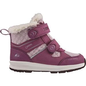 Viking Footwear Sophie GTX Schuhe Kinder dark pink/violet dark pink/violet