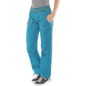 Ocun Pantera Pants Damen capri blue