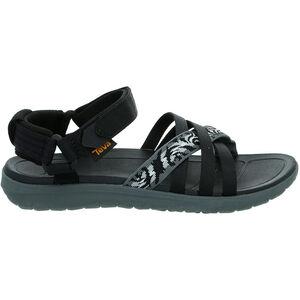 Teva Sanborn Sandals Damen thena gray/black thena gray/black