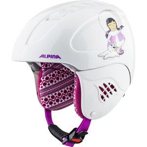 Alpina Carat Ski Helmet Kinder eskimo-girl eskimo-girl