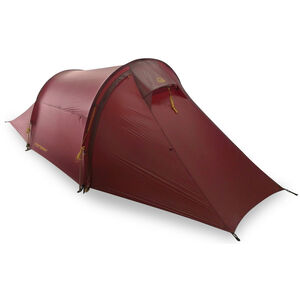 Nordisk Halland 2 Light Weight SI Tent burnt red burnt red