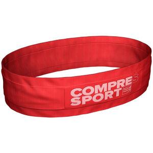 Compressport Free Belt red red