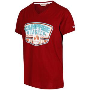 Regatta Calton T-Shirt Herren delhi red delhi red