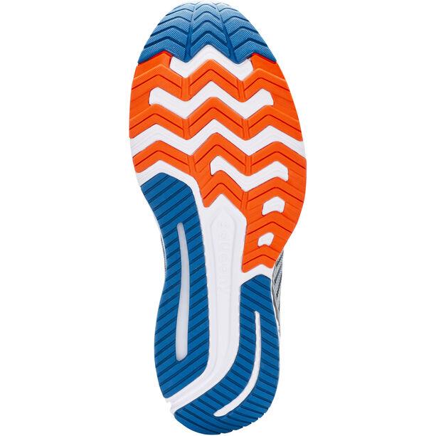 saucony Guide 13 Schuhe Herren blue/silver