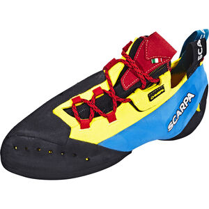 Scarpa Chimera Climbing Shoes yellow/black yellow/black