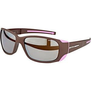 Julbo Monterosa Spectron 4 Sunglasses Damen aubergine/pink-brown flash silver aubergine/pink-brown flash silver