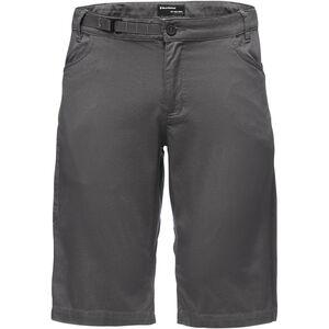 Black Diamond Credo Shorts Herren carbon carbon