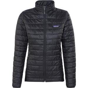 Patagonia Nano Puff Jacket Damen black black