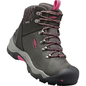 Keen Revel III Shoes Damen black/rose black/rose