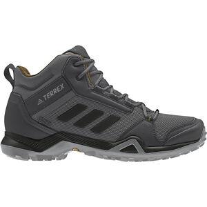 adidas TERREX AX3 Mid GTX Shoes Herren grey five/core black/mesa grey five/core black/mesa