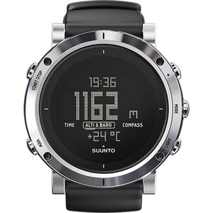 Suunto Core Outdoor Watch brushed steel brushed steel