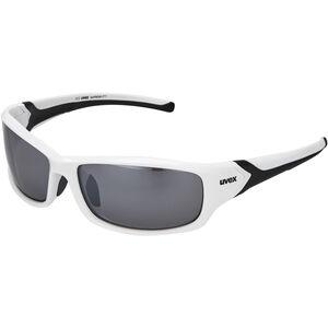 UVEX Sportstyle 211 Sportbrille white black