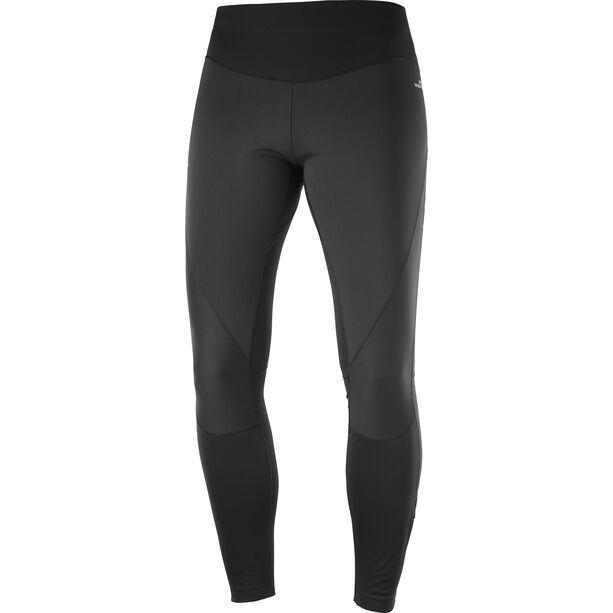 Salomon Trail Runner Tights Damen black/black