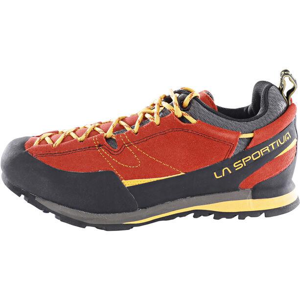 La Sportiva Boulder X Schuhe Herren red