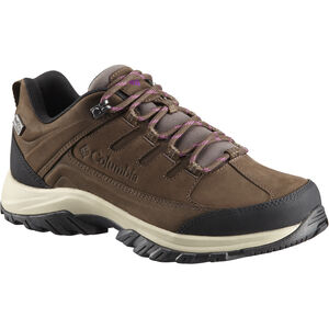 Columbia Terrebonne II Outdry Shoes Damen mud/plum mud/plum
