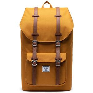 Herschel Little America Backpack buckthorn brown buckthorn brown