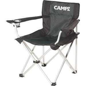 CAMPZ Aluminium Faltstuhl schwarz schwarz
