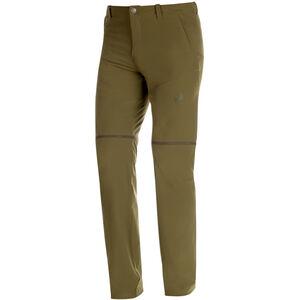 Mammut Runbold Zip-Off Pants Herren iguana iguana