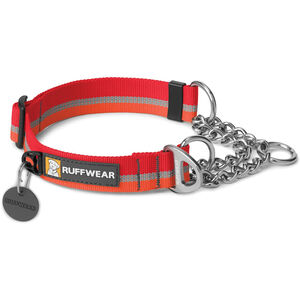 Ruffwear Chain Reaction Halsband kokanee red kokanee red