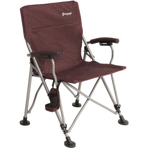Outwell Campo Chair claret claret
