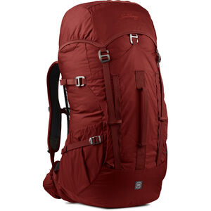 Lundhags Gneik 54 Backpack dark red dark red