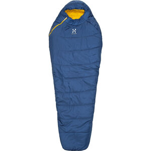 Haglöfs Tarius -5 Sleeping Bag 190cm hurricane blue hurricane blue