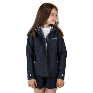 Regatta Bibiana Waterproof Shell Jacke Kinder navy navy