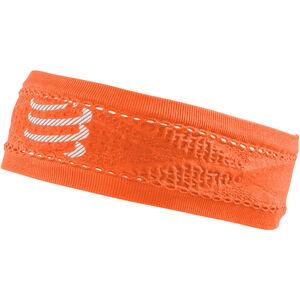 Compressport Thin On/Off Headband fluo orange fluo orange